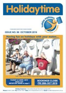 Holidaytime Issue 96 October 2016