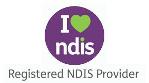 NDIS - Registered Provider logo